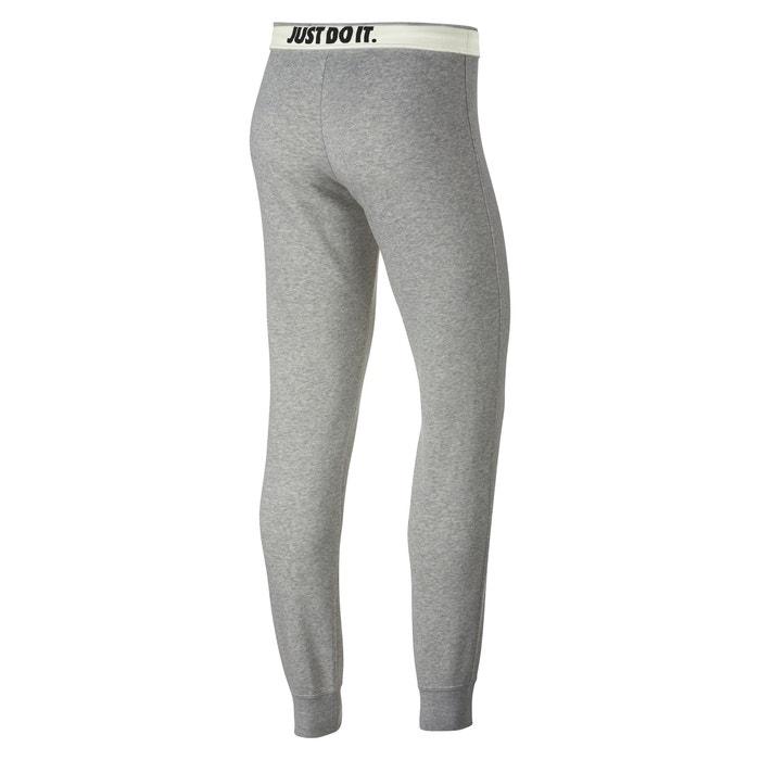 Pantalon jogging sportswear rally Nike gris clair  5e5d6ea8ead