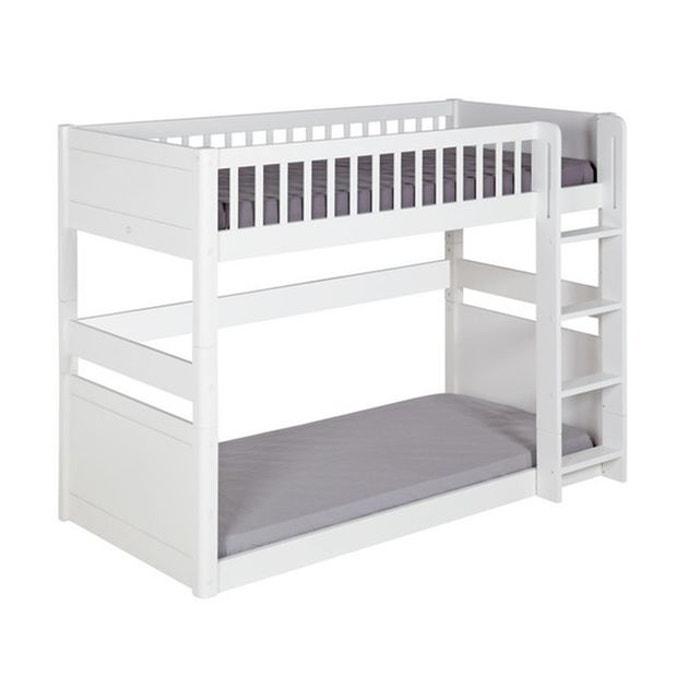 lit superpos montessori modulable victoria blanc sogan. Black Bedroom Furniture Sets. Home Design Ideas