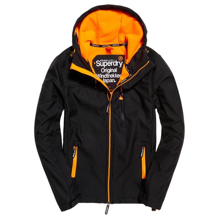 Mid-season short hooded windcheater  e4187ba257e