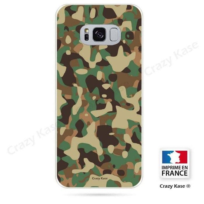 coque samsung s8 militaire