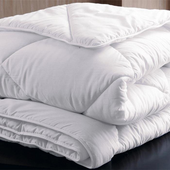 Couette hiver très chaude 750g blanc Mortreux