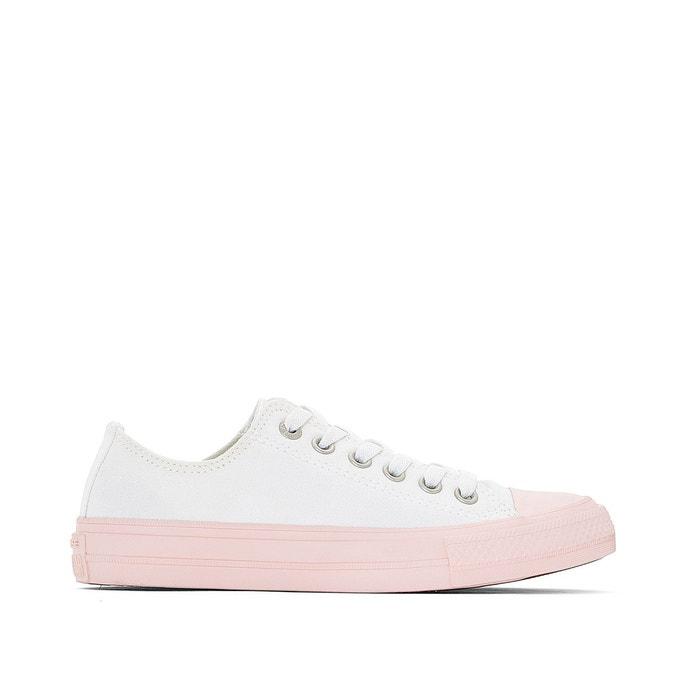 converse rose pastel