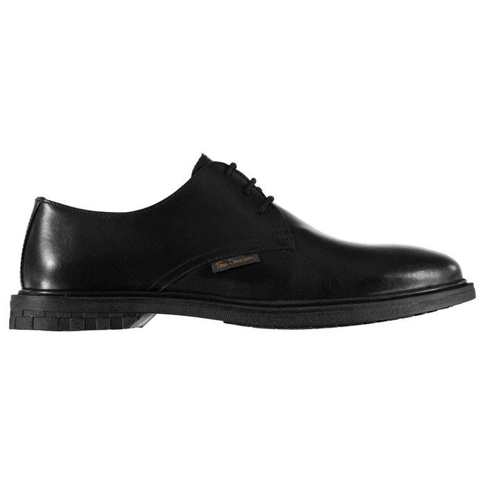 76b048e81cd1b4 Chaussures derbies à lacets noir Ben Sherman   La Redoute