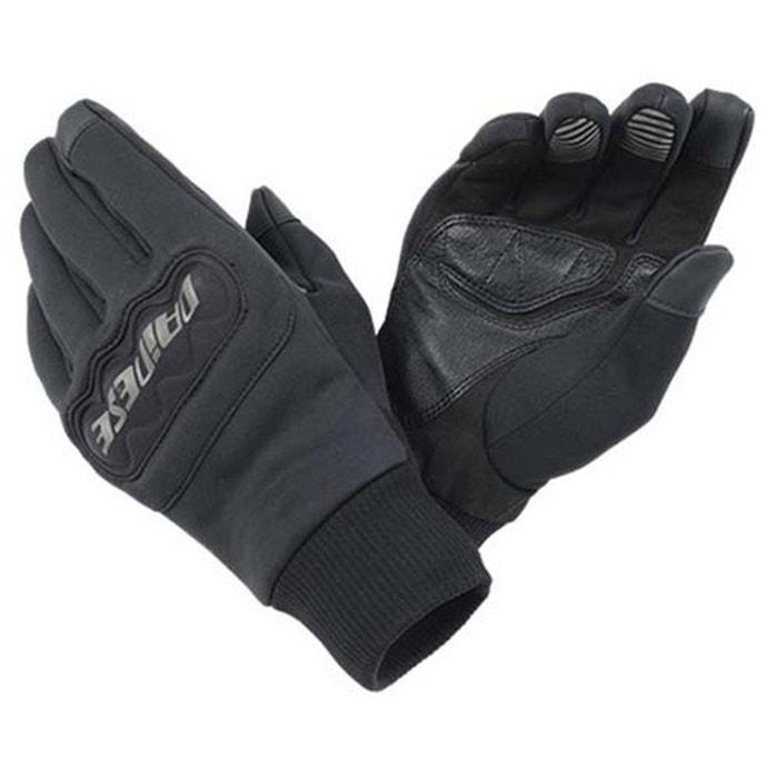 Textile homme dainese anemos windstopper gloves noir Dainese | La Redoute Gros Prix Pas Cher Sortie 2018 Nouvelle ckc1C7rc0A