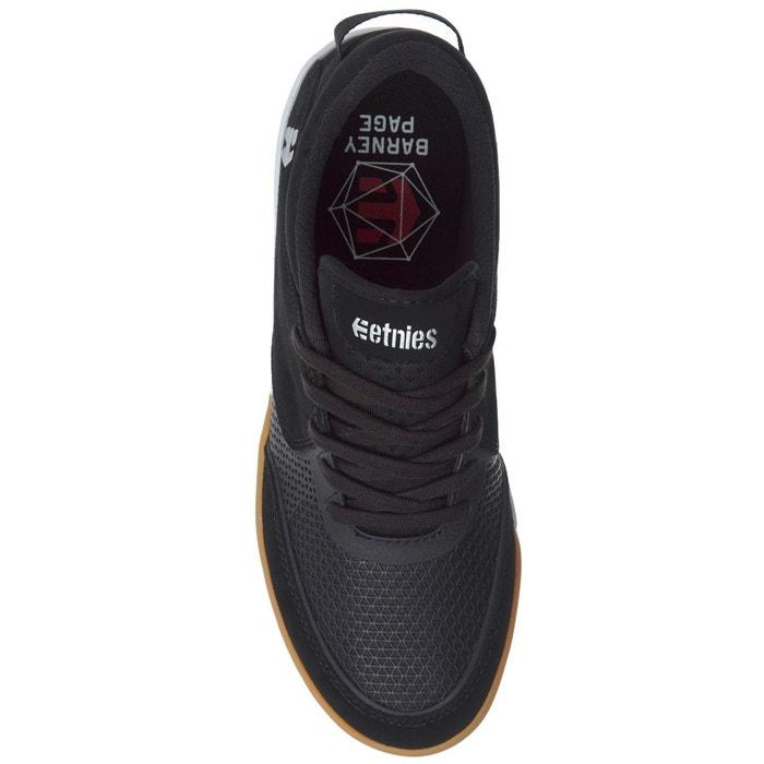 Chaussure barney page - helix noir Etnies