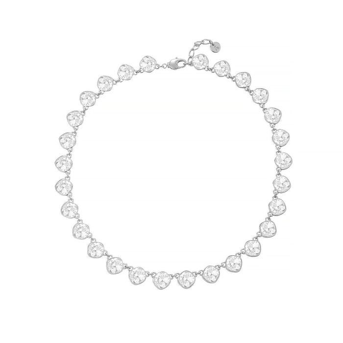 Collier métal blanc Lola & Grace   La Redoute extrêmement Énorme Surprise Acheter Pas Cher 2018 Nouveau aYvE3Qd