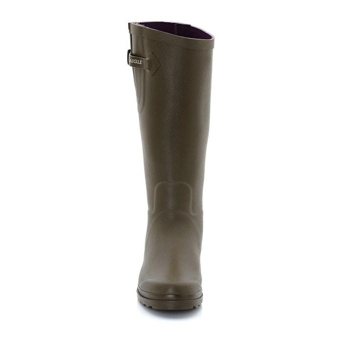 Bottes de pluie glentine kaki Aigle