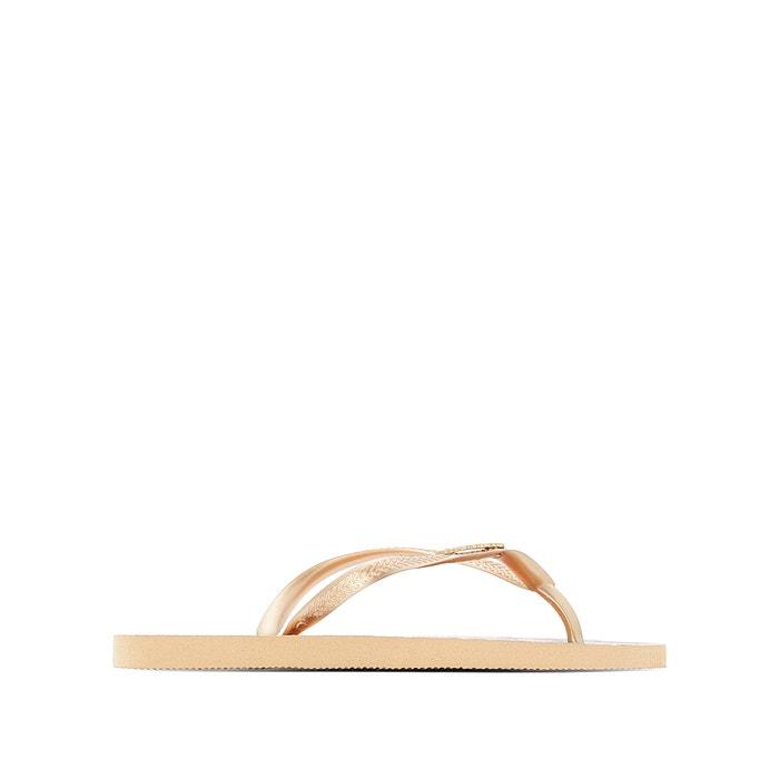 Slim Tropical Flip Flops  HAVAIANAS image 0