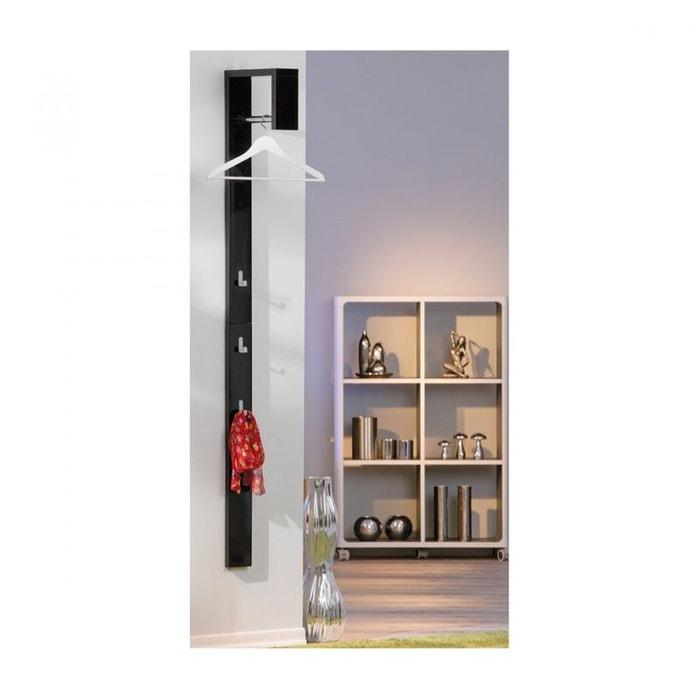 porte manteau james drawer la redoute. Black Bedroom Furniture Sets. Home Design Ideas