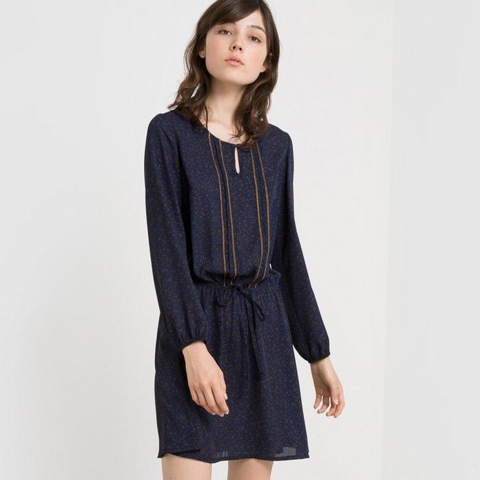 afbeelding Bedrukte jurk La Redoute Collections