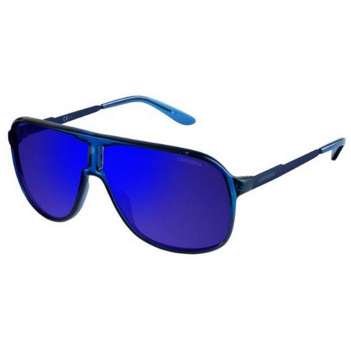 35e9d8743e Lunettes de soleil pour homme carrera bleu new safari kmf xt 64/08 bleu  Carrera | La Redoute