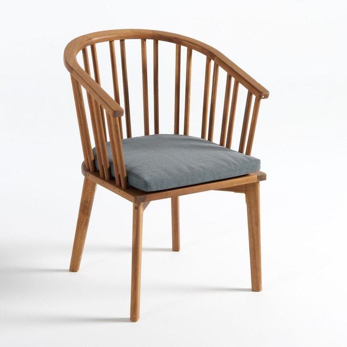 fauteuil de jardin acacia fsc julma acacia la redoute interieurs la redoute. Black Bedroom Furniture Sets. Home Design Ideas