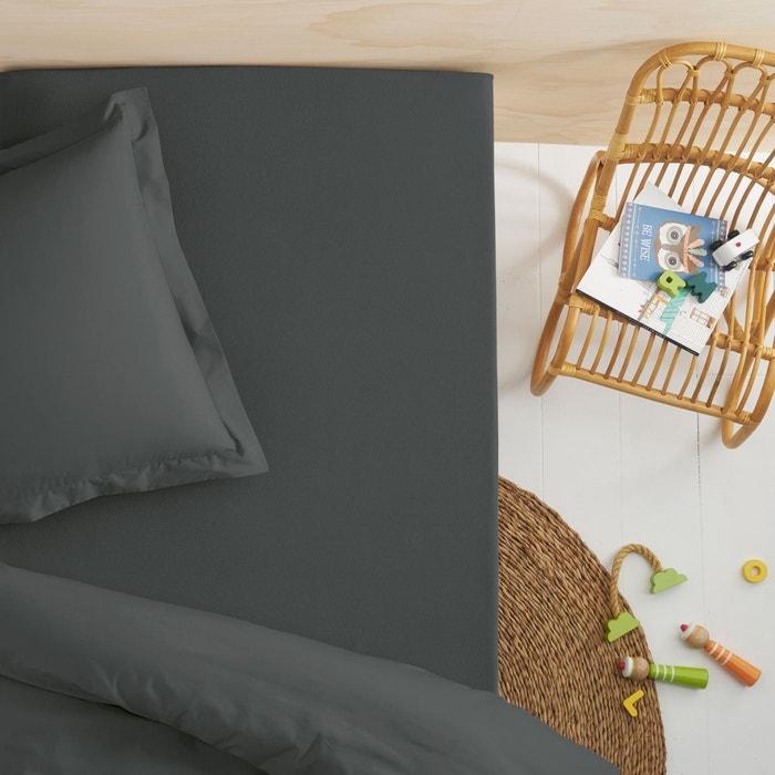 drap housse jersey pur coton bio pour lit enfant scenario la redoute. Black Bedroom Furniture Sets. Home Design Ideas