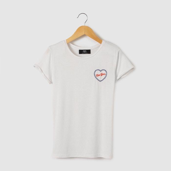 T-shirt, 10 - 16 anos  LE TEMPS DES CERISES image 0