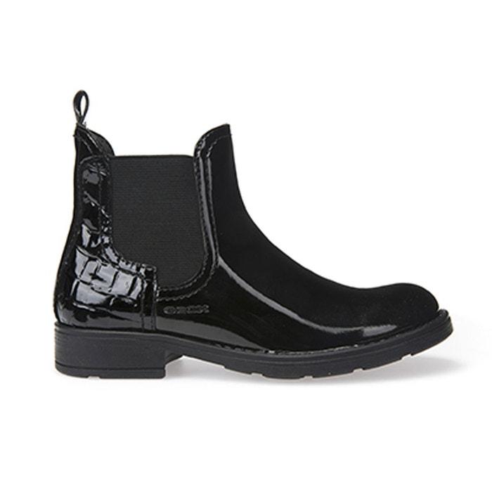 071783084d80eb Chelsea boots vernies j sofia a noir Geox | La Redoute