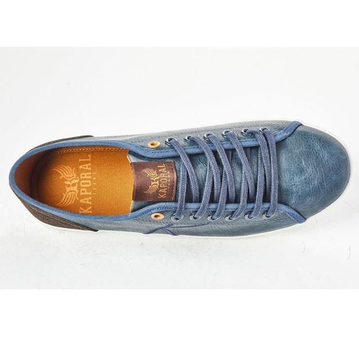 Baskets kaoany bleu marine Kaporal