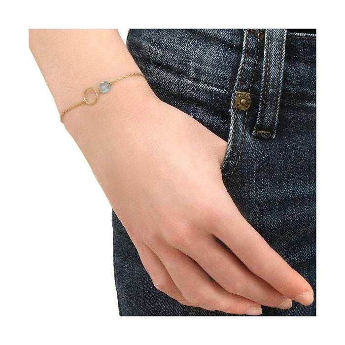 Bracelet doré opale rose fidji rose framboise Caroline Najman | La Redoute À Vendre Site Officiel Meilleur Choix Sneakernews Discount Obtenir La Dernière Mode NY8iptC
