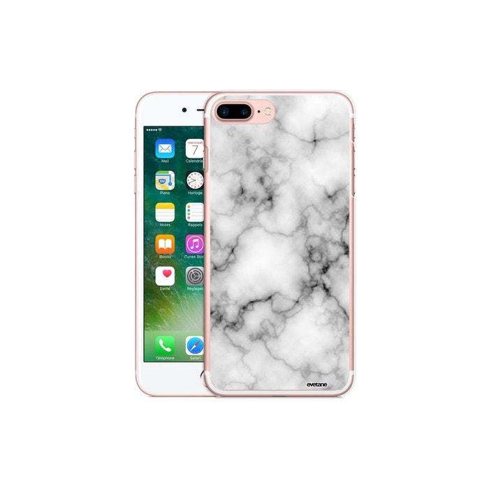 coque iphone 7 plus marbre rigide