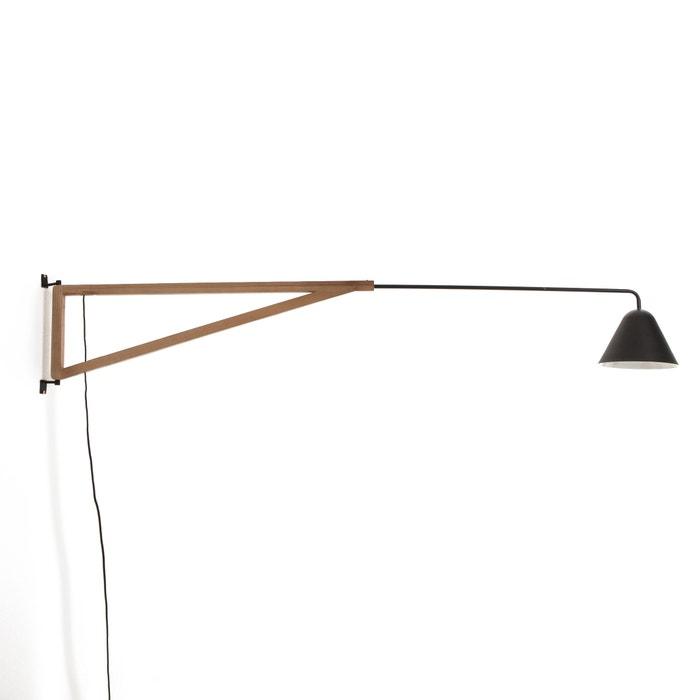 afbeelding Wandlamp, es en metaal, Cotapi La Redoute Interieurs