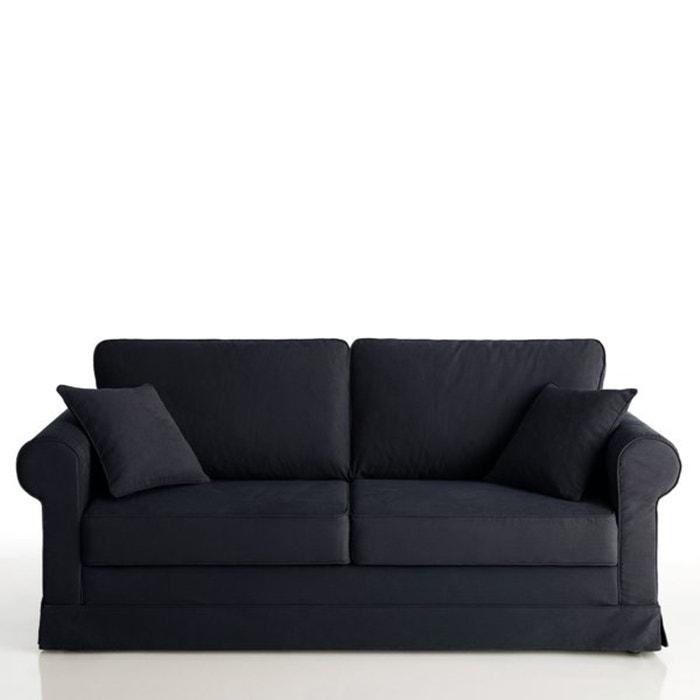 Image Canapé lit, couchage express, microfibre, Yukata La Redoute Interieurs