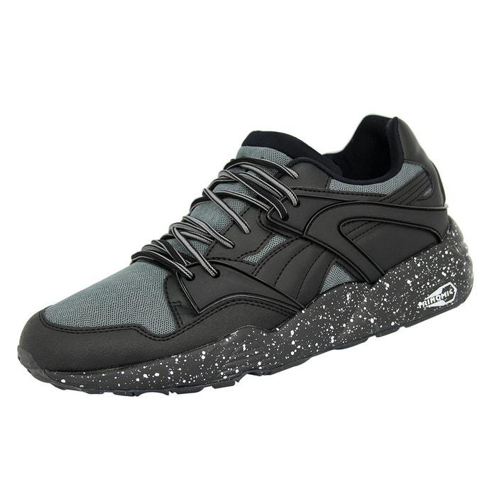 puma noir sneakers