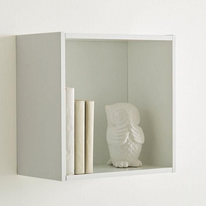 Mayeul 1-Compartment Cube Shelving Unit  La Redoute Interieurs image 0