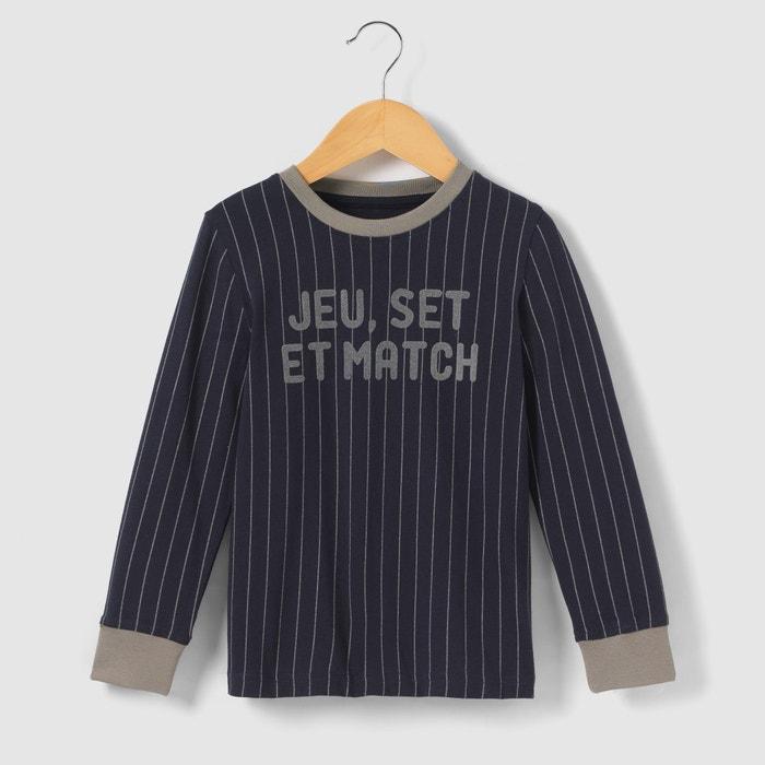 Image Shirt, gestreift, 3-12 Jahre abcd'R
