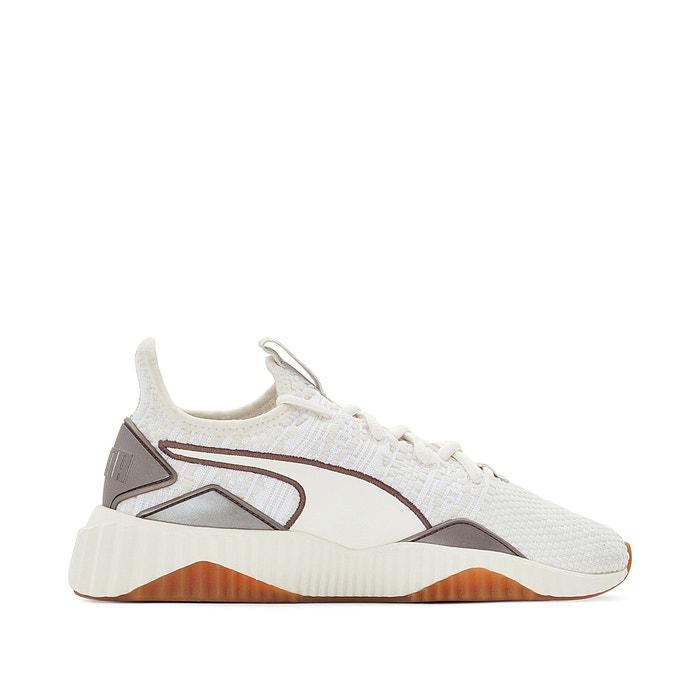 5451ef8c167f Zapatillas wns defy luxe blanco Puma