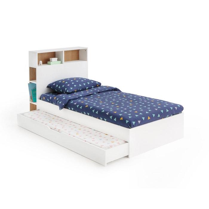 lit enfant avec sommier biface la redoute interieurs la. Black Bedroom Furniture Sets. Home Design Ideas