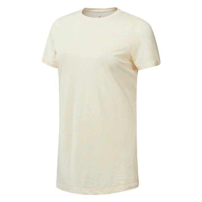 Plain Short-Sleeved Crew Neck T-Shirt  REEBOK image 0