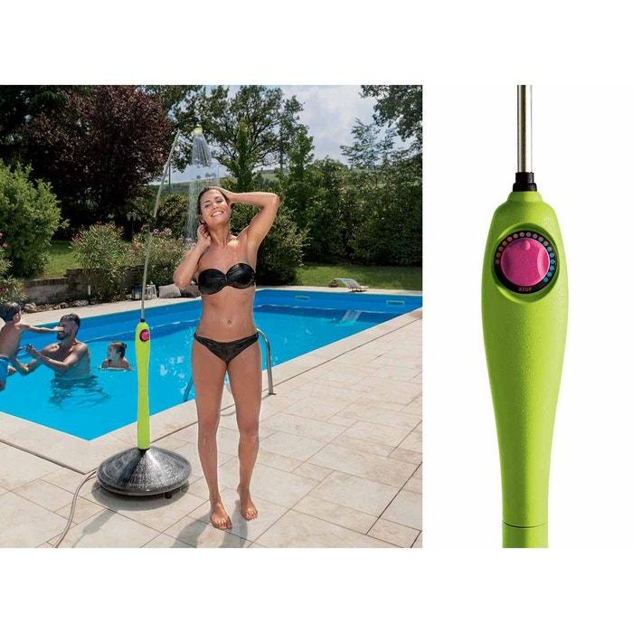 douche solaire pour piscine sunny style vert couleur unique jardideco la redoute. Black Bedroom Furniture Sets. Home Design Ideas