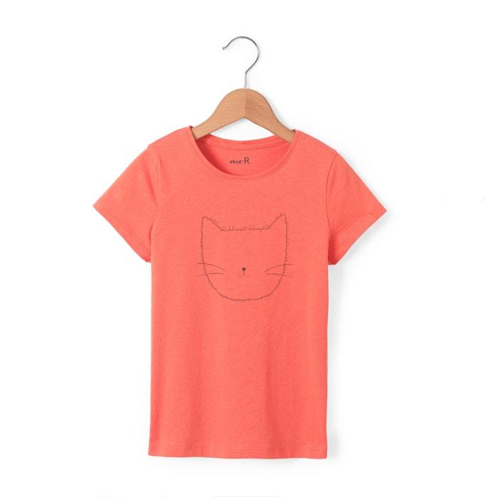 afbeelding T-shirt kat 3-12 jr R édition