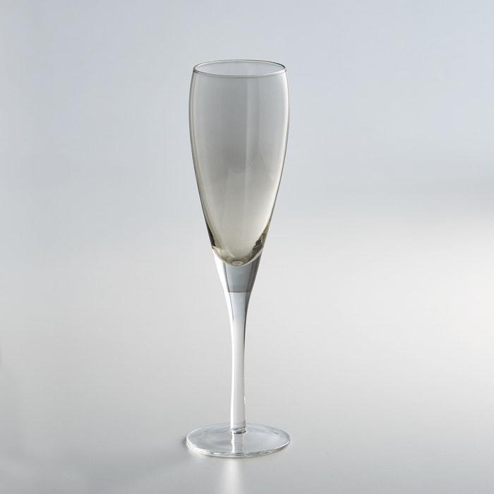 Set of 4 Koutine Champagne Flutes