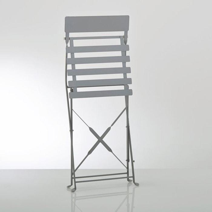 2La Chaise De Interieurs Pliante MétalOzevanlot Redoute BrCxoedQW