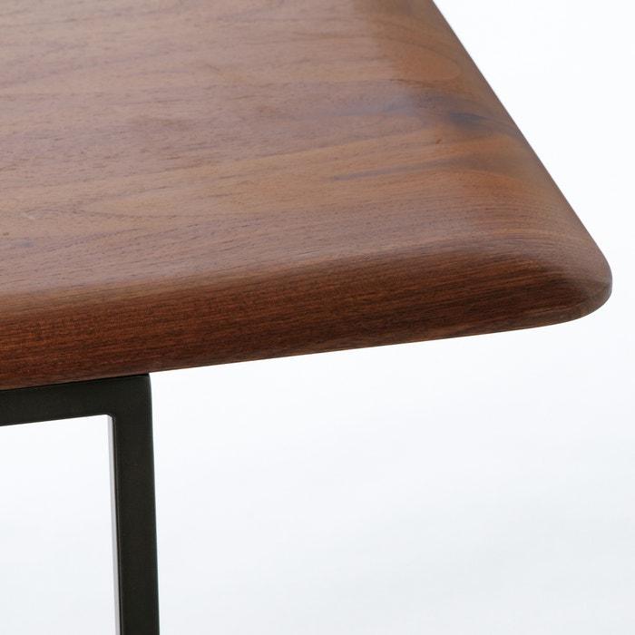 meuble tv hi fi noyer jacobson noyer am pm la redoute. Black Bedroom Furniture Sets. Home Design Ideas