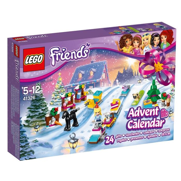 Le calendrier de l'Avent 41326  LEGO image 0