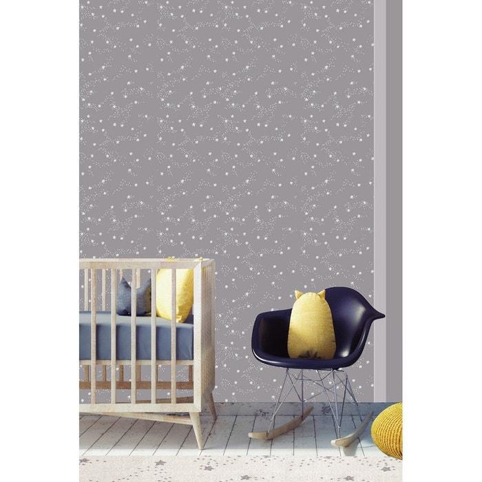 papier peint intiss constellation art for kids la redoute. Black Bedroom Furniture Sets. Home Design Ideas