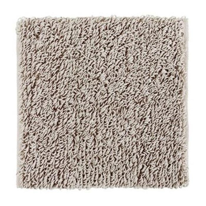 Tapis de bain carr ficelles neige coton beige beige wadiga la redoute - Redoute tapis de bain ...