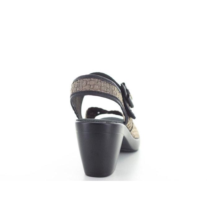 Sandales ouvertes à talons drisco Bernie Mev