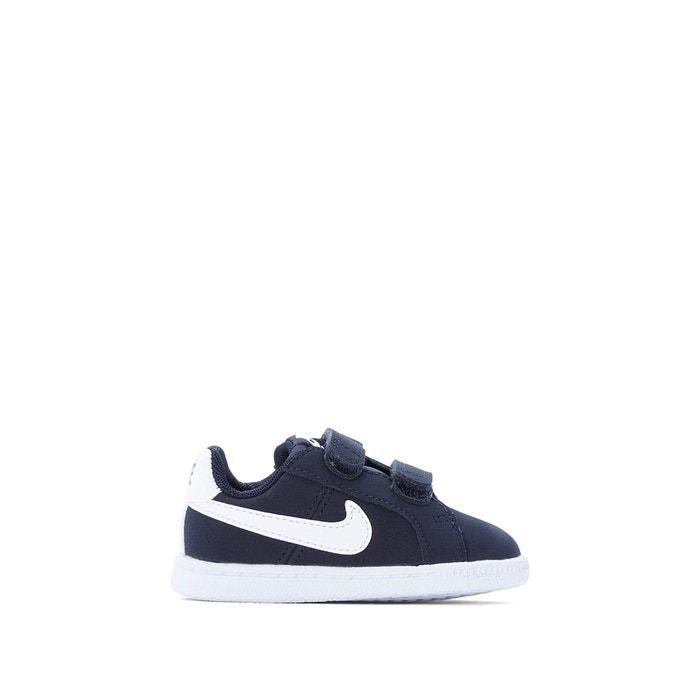 d77af35d28 Court royale (td) toddler touch 'n' close trainers , navy, Nike | La ...