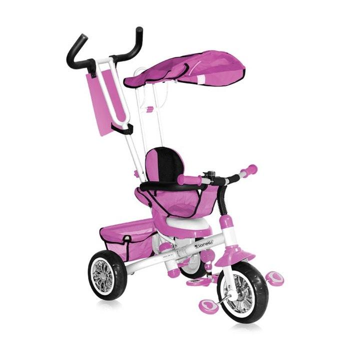 tricycle evolutif pour b b enfant b301b 1 4 ans rose. Black Bedroom Furniture Sets. Home Design Ideas