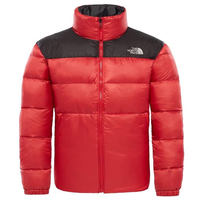 4856075011 Nuptse iii - veste homme - rouge/noir rouge The North Face   La Redoute