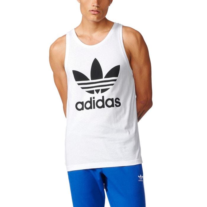 Image Round Necked Vest Top Adidas originals