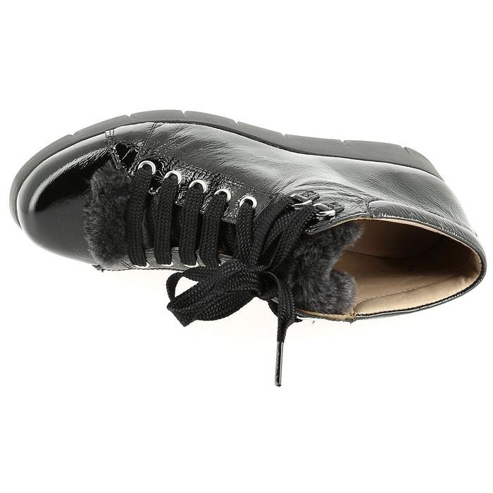 Chaussures à lacets unisa fase noir Unisa