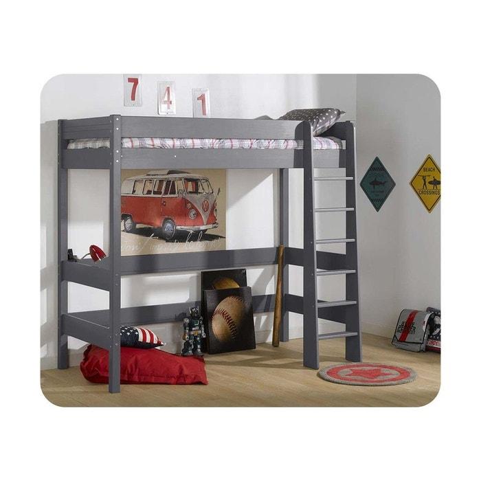 interesting lit mezzanine enfant clay x cm ma chambre. Black Bedroom Furniture Sets. Home Design Ideas