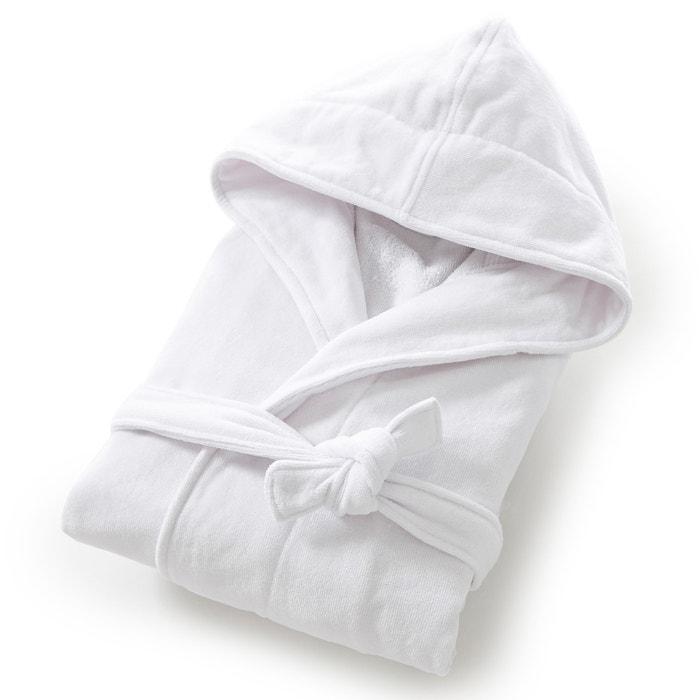 afbeelding Badjas in fluwelen badstof 450 g/m², Kwaliteit Best La Redoute Interieurs