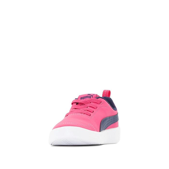 b52c4fcdeb Sapatilhas ps courtflex rosa Puma