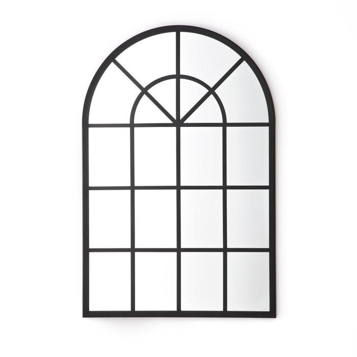 Lenaig Industrial Style Window Mirror by La Redoute Interieurs