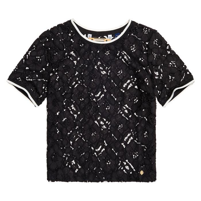 T-shirt con scollo rotondo, maniche corte  SUPERDRY image 0
