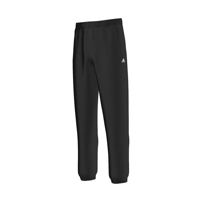 Pantalon de surv tement homme noir adidas la redoute - Pantalon de survetement adidas homme ...